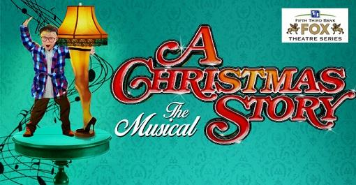 A Christmas Story the Musical at Fox Theatre