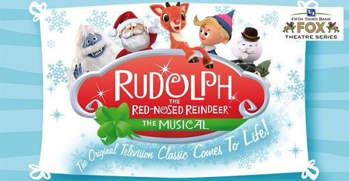 Rudolph the Red Nose Reindeer at Fox Theatre