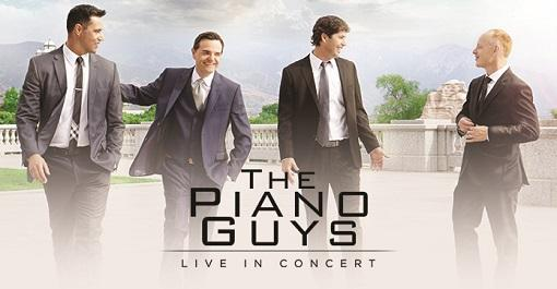 The Piano Guys at the Providence Performing Arts Center