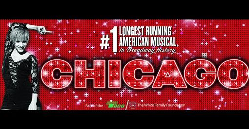 Chicago The Musical at the Providence Performing Arts Center