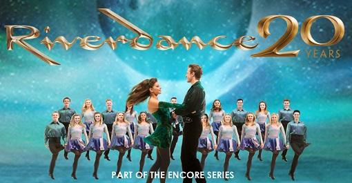 Riverdance at the Providence Performing Arts Center