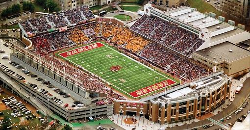 Boston College Eagles at Alumni Stadium