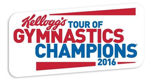 Kellogg's Tour of Gymnastic Champions at Webster Bank Arena