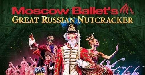 Moscow's Ballet Great Russian Nutcracker at Fox Theatre