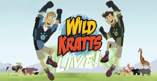 Wild Kratts Live! at Budweiser Events Center