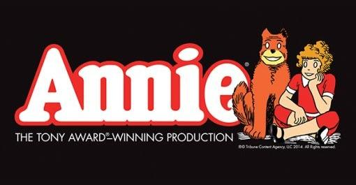 Annie the Musical at Center for the Performing Arts