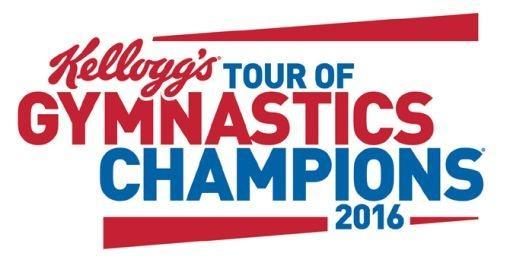 Kellogg's Tour of Gymnastic Champions at Wells Fargo Center