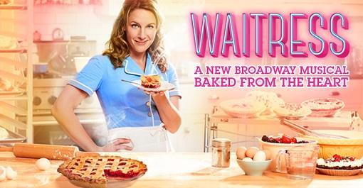 Waitress at Brooks Atkinson Theatre