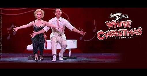 Irving Berlin's White Christmas The Musical at SHN Golden Gate Theatre