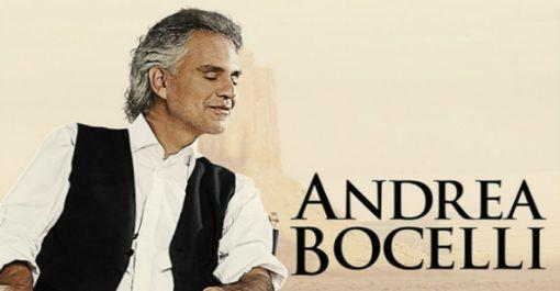 Andrea Bocelli at MGM Grand Garden Arena