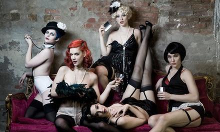 Tease Burlesque! and Cabaret Noir
