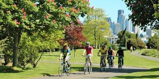 Seattle Bike Tours