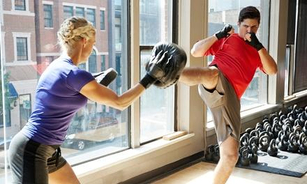 Kickboxing Classes in Omaha | Eagle Run Kick boxing Class