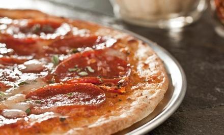 Plazzio's Pizza