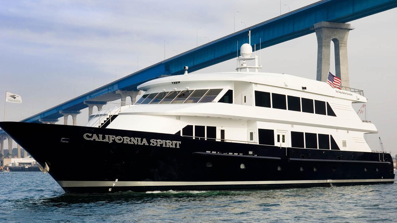 The California Spirit