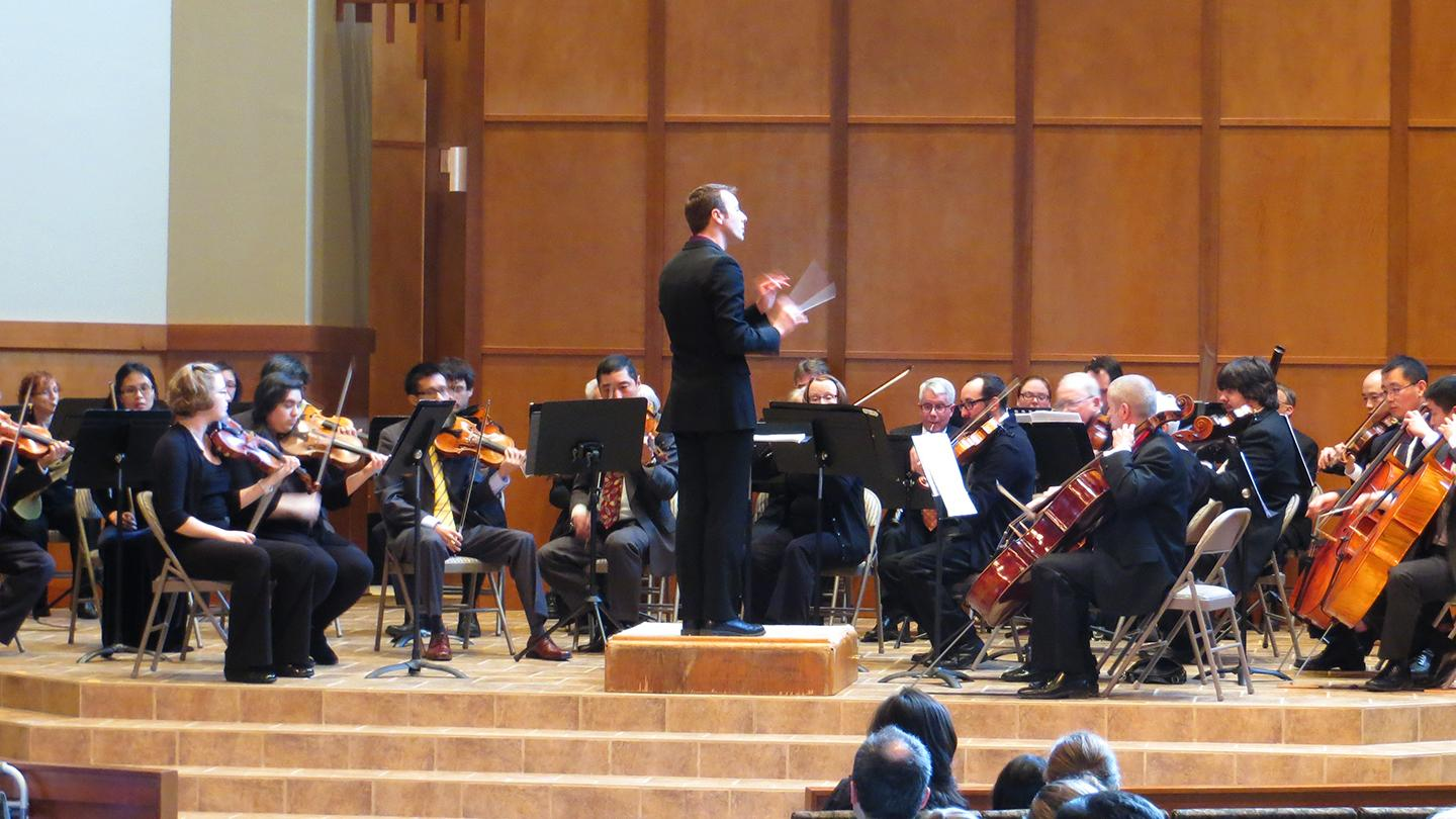 Seattle Festival Orchestra Presents 'Beethoven and Berlioz'
