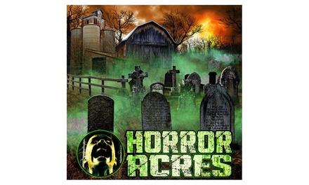 Horror Acres Haunted House