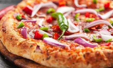 Aubrees Pizza