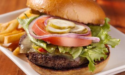 B&F; Burgers and Frites