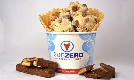 Sub Zero Ice Cream   Sandy, UT