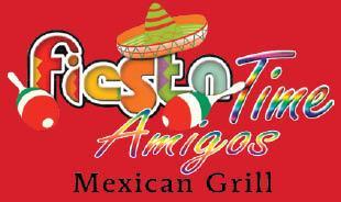 Fiesta Time Amigos