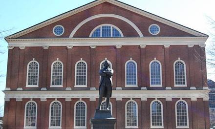 Liberty Trail Boston