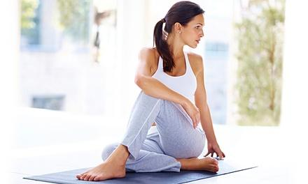 Full Lotus Yoga