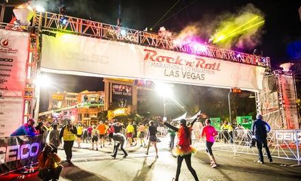 Rock 'n' Roll Las Vegas Marathon & ½ Marathon