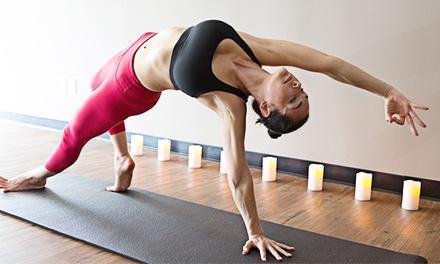 Red Diamond Yoga