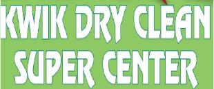 Kwik Dry Cleaning Super Center