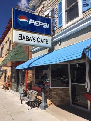 Webb Street Cafe