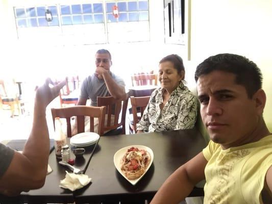 Gloria Cafe HP