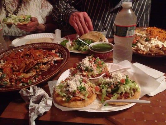 Taqueria La Mexicanita