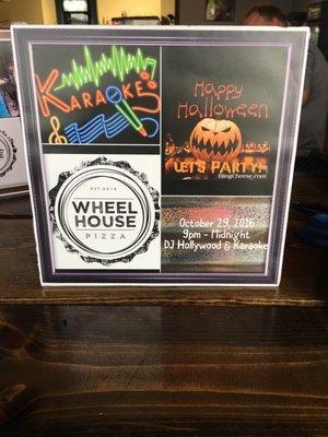 Wheelhouse Pizza