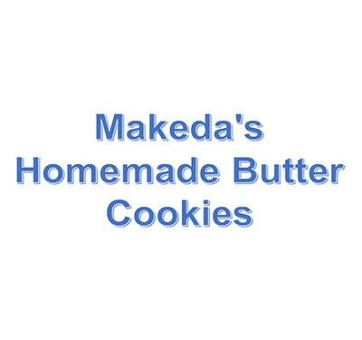 Makeda's Homemade Butter Cookies