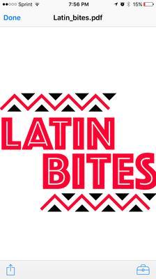 Latin Bites