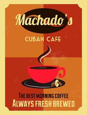 Machado's Cuban Cafe