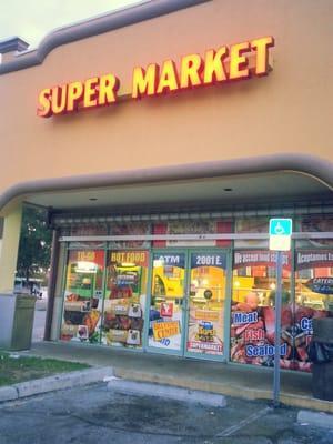 Supersaver Supermarket