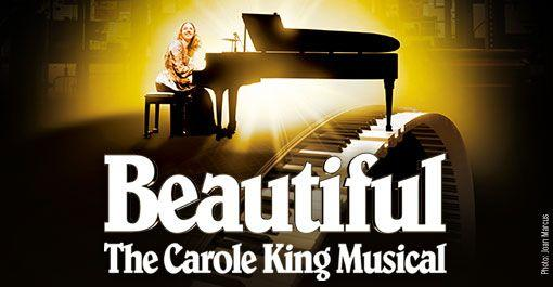 Beautiful � The Carole King Musical at The Paramount Theatre