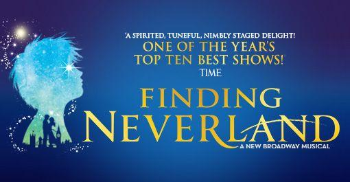 Finding Neverland at Cadillac Palace Theatre