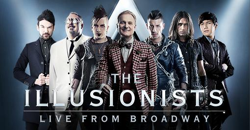 The Illusionists at The Kentucky Center