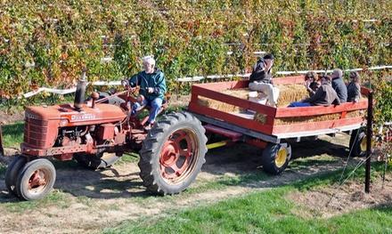 Hershey Harrisburg Wine Country