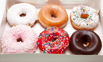 Krack of Dawn Donuts