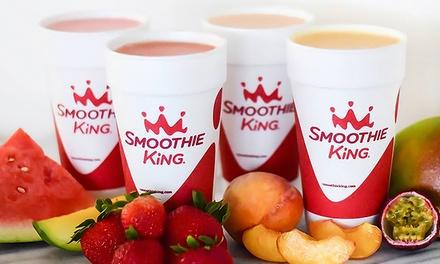 Smoothie King Mooresville & Charlotte