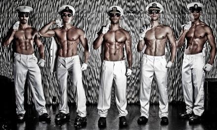 Hunk-O-Mania Male Revue Show