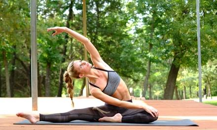 Balance. Yoga. Barre.