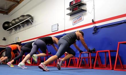 Placentia Fit Body Boot Camp