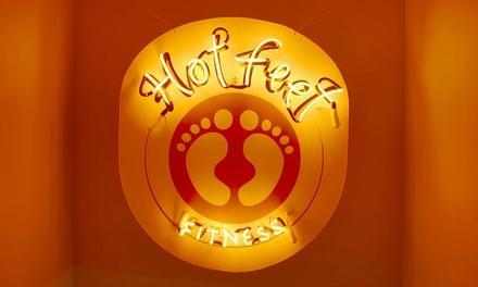 Hot Feet Fitness
