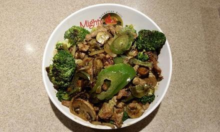 Mighty Khan's Mongolian Grill