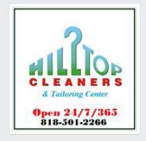 Hill Top Cleaners